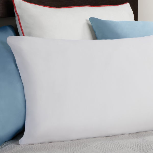 d2f886cb51b Shop Sleep Essentials Molded Memory Foam Pillow (Set of 2) - Free Shipping  Today - Overstock - 9962900