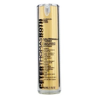 Peter Thomas Roth 1-ounce Un-Wrinkle Turbo Face Serum