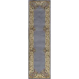 Momeni Harmony  Hand-Tufted Wool Runner Rug (2'3 X 12')