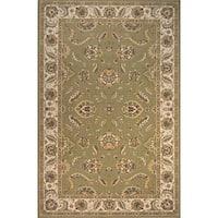 Momeni Persian Garden Ivory NZ Wool Runner Rug (2'6 X 8') - 2'6 x 8'