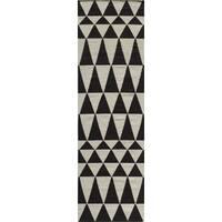 Momeni Laguna Hand-Woven Wool Runner Rug (2'3 x 8')