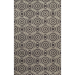 Saronic Paragon Hand-tufted Wool Area Rug (2'3 x 8')