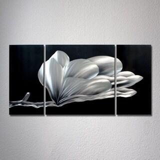 'Tranquility' XL Metal Wall Art
