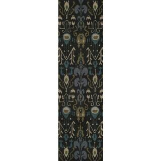 Global Adora Hand-tufted Wool Area Rug (2'6 x 8')