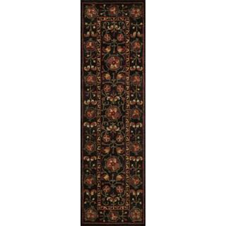 Global Addilyn Hand-tufted Wool Area Rug (2'6 x 8')