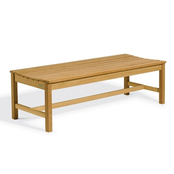 Oxford Garden Backless 60 Inch Bench Free Shipping Today 17115976