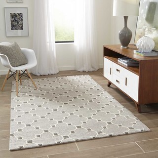 Momeni Dunes Hand-Tufted Wool Rug (2' X 3') (2 options available)