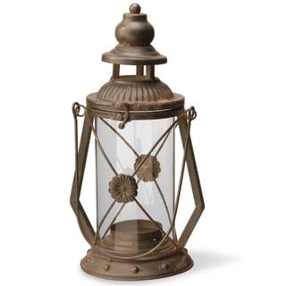 13-inch Rust Iron Lantern