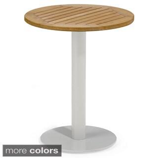 Oxford Garden Travira 24-inch Round Bisto Table