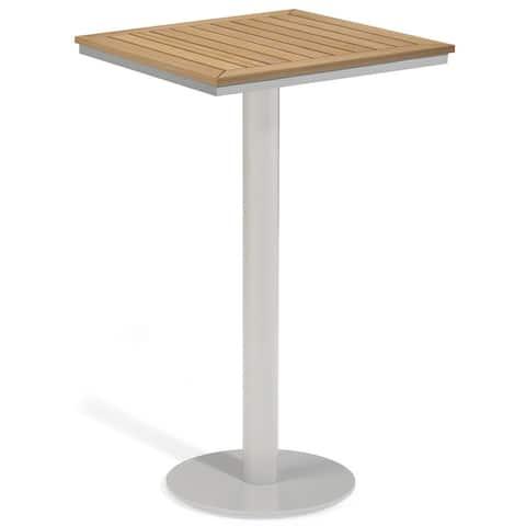 Oxford Garden Travira 24-inch Square Bar Table