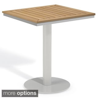 Oxford Garden Travira 24-inch Square Bistro Table