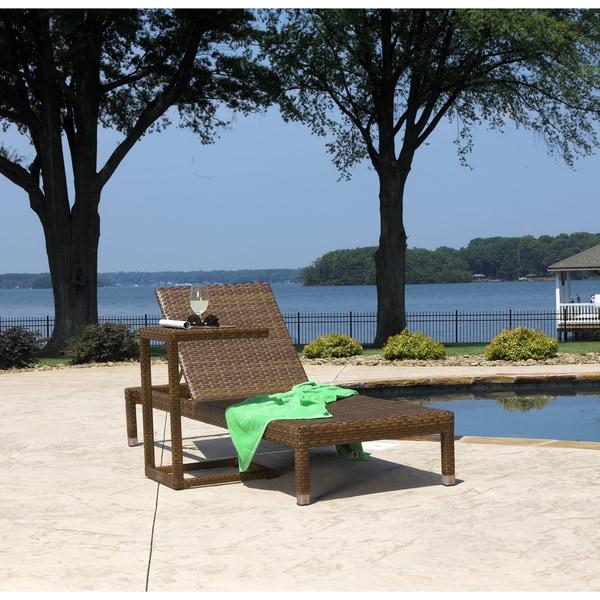 Panama Jack 2-piece St. Barth's Chaise Lounge Set
