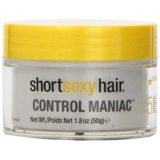 Short Sexy Hair Control Maniac 1.8-ounce Wax