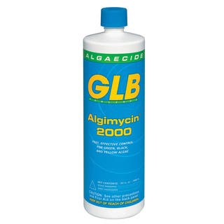 GLB Swimming Pool Algimycin 2000 Algaecide|https://ak1.ostkcdn.com/images/products/9963625/P17116080.jpg?impolicy=medium