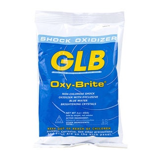 GLB Swimming Pool Oxy Brite Shock Oxidizer