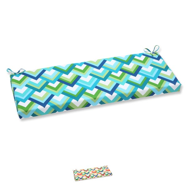 Pillow Perfect Outdoor Resort Bench Cushion