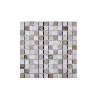 Multi-Square Stone Wall Tile