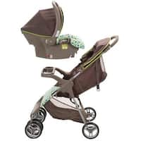 Cosco Lift and Stroll Travel System in Elephant Squares