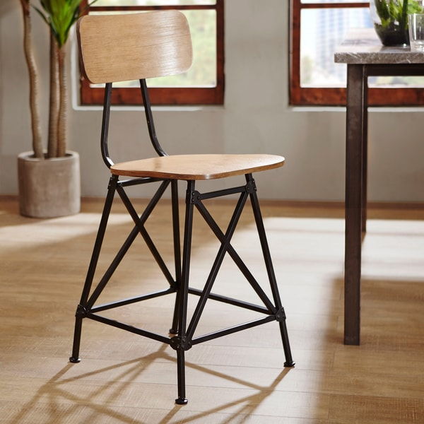 Shop Ink Ivy Cooper Counter Stool Free Shipping Today