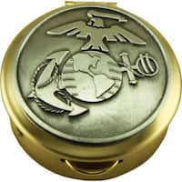 United States Marine Corps Pill Box Keepsake