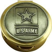 United States Army Pill Box Keepsake