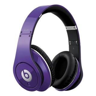 Beats by Dre Studio - Refurbished by Overstock Purple