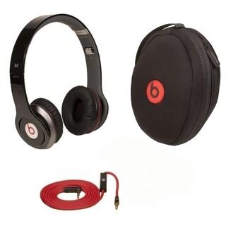 Beats by Dre Solo HD On-ear Headphones- Refurbished