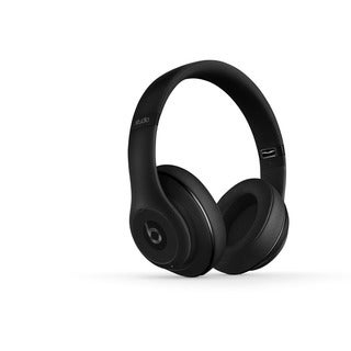Beats by Dre Studio 2.0 Over-ear Active Noise Canceling Headphones (Refurbished)