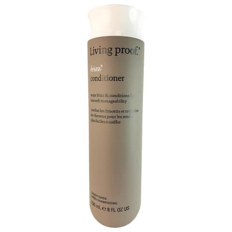 Living Proof No Frizz 8-ounce Conditioner - White