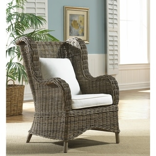 Panama Jack Exuma Indoor Occasional Chair with Cushion