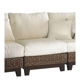 Panama Jack Sanibel Armless Chair with Cushion