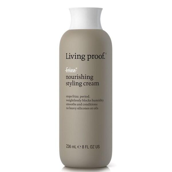 Shop Living Proof No Frizz 8 Ounce Nourishing Styling Cream Free