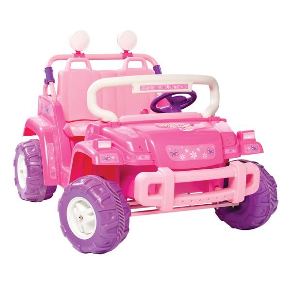 Kid Motorz 12 volt Surfer Girl Ride on 2 seat Toy Vehicle