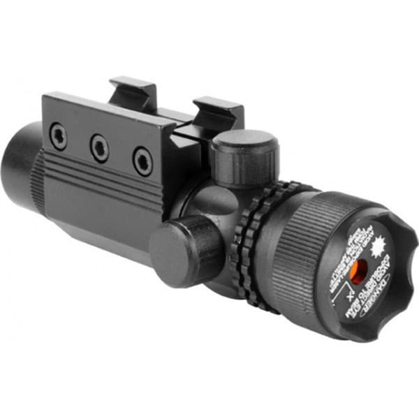 AIM Sports Tactical Green Laser with External Adjustments