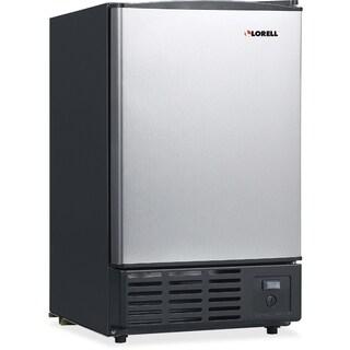 Lorell 19-Liter Stainless Steel Ice Maker