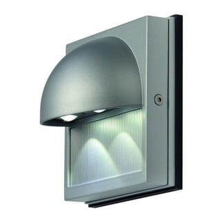 Dacu LED Silver 2-light Wall Lamp