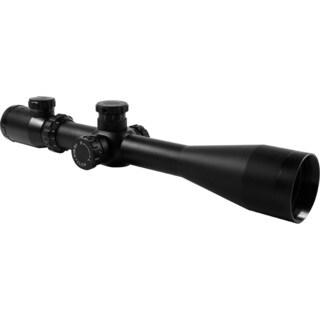 AIM Sports 4-16x50mm Dual-Illuminated Rifle Scope