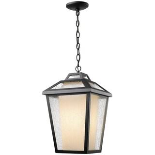 Z-Lite Memphis 1-Light Painted Outdoor Chain Light