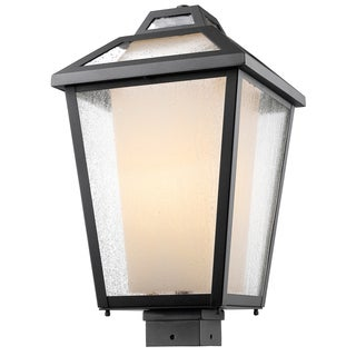 Z-Lite Memphis 1-Light Painted Outdoor Post Mount Light