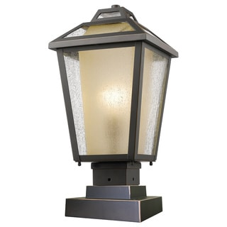 Z-Lite Memphis 1-Light Outdoor Pier Mount Light