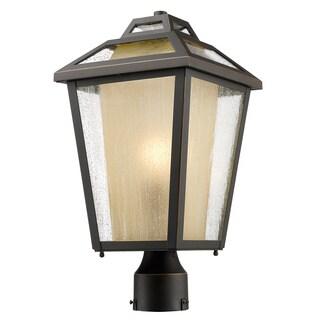Z-Lite Memphis 1-Light Outdoor Post Mount Light