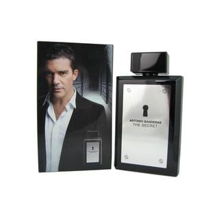 Antonio Banderas The Secret Men's 6.8-ounce Eau de Toilette Spray