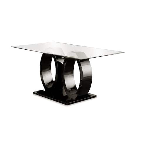 Olgette Contemporary Dining Table by FOA