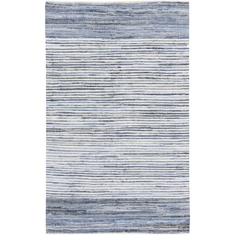The Gray Barn Miller Hand-loomed Stripe Cotton Area Rug - 3'6 x 5'6