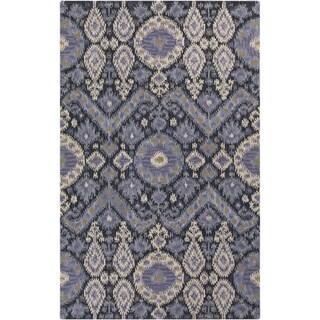 Hand-Tufted Debbie Southwestern Wool Rug (3'3 x 5'3)