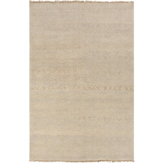 """Hand-Knotted Analia Vintage New Zealand Wool Area Rug - 8'6"""" x 11'6"""""""