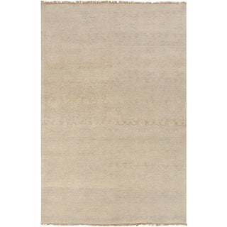 Hand-Knotted Analia Vintage New Zealand Wool Rug (8'6 x 11'6)