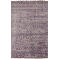 Hand-Knotted Anabel Vintage New Zealand Wool Area Rug - 5'6 x 8'6'
