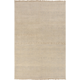Hand-Knotted Analia Vintage New Zealand Wool Rug (5'6 x 8'6)