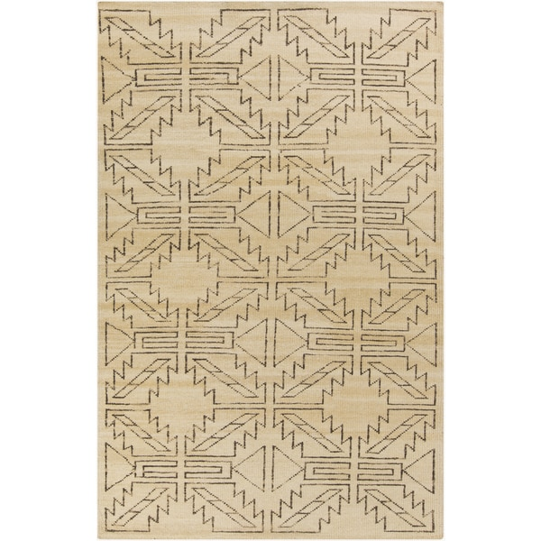 Hand-Knotted Amani Kilim Wool Area Rug - 2' x 3'